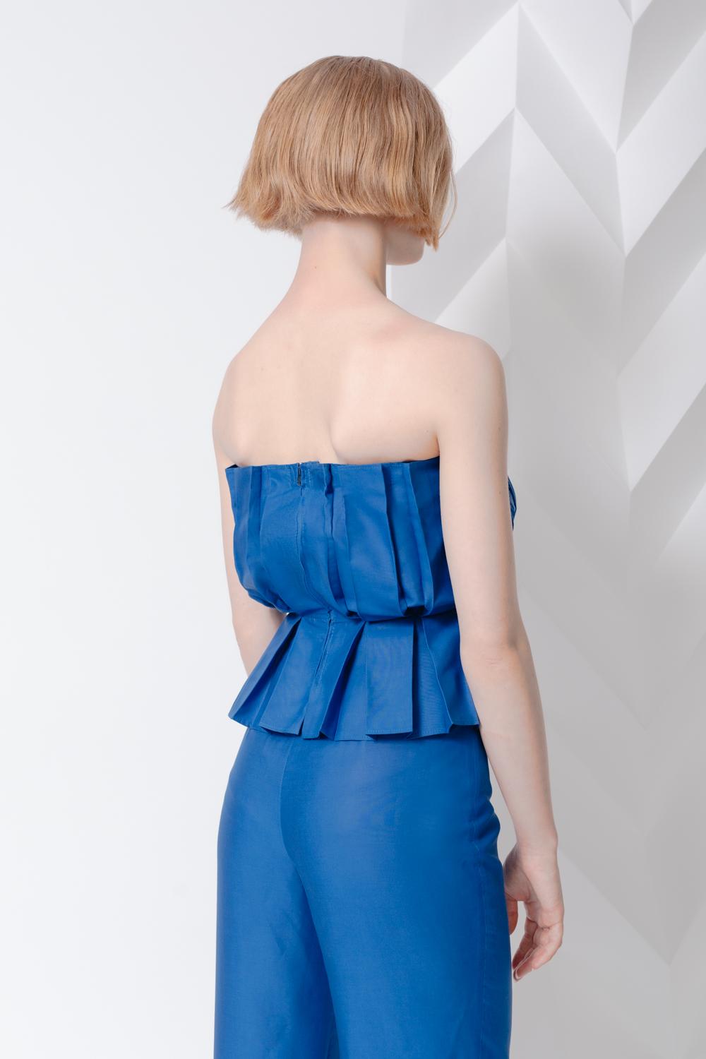 Lotus Top Blue 02