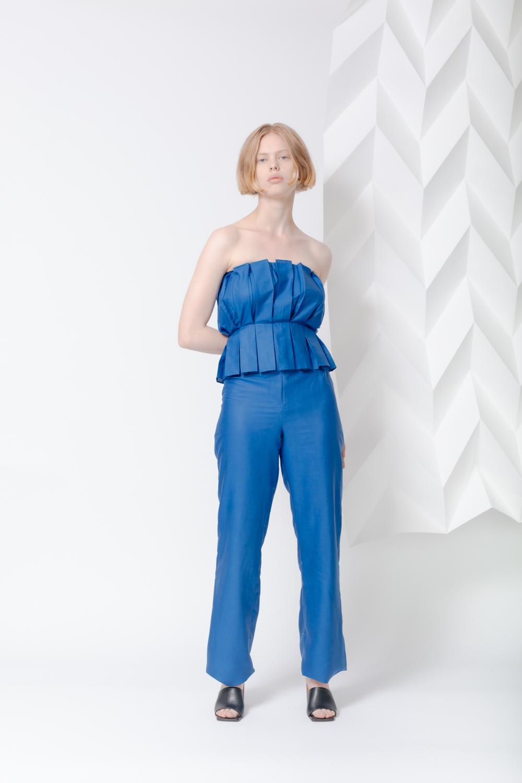Lotus Top Blue 03